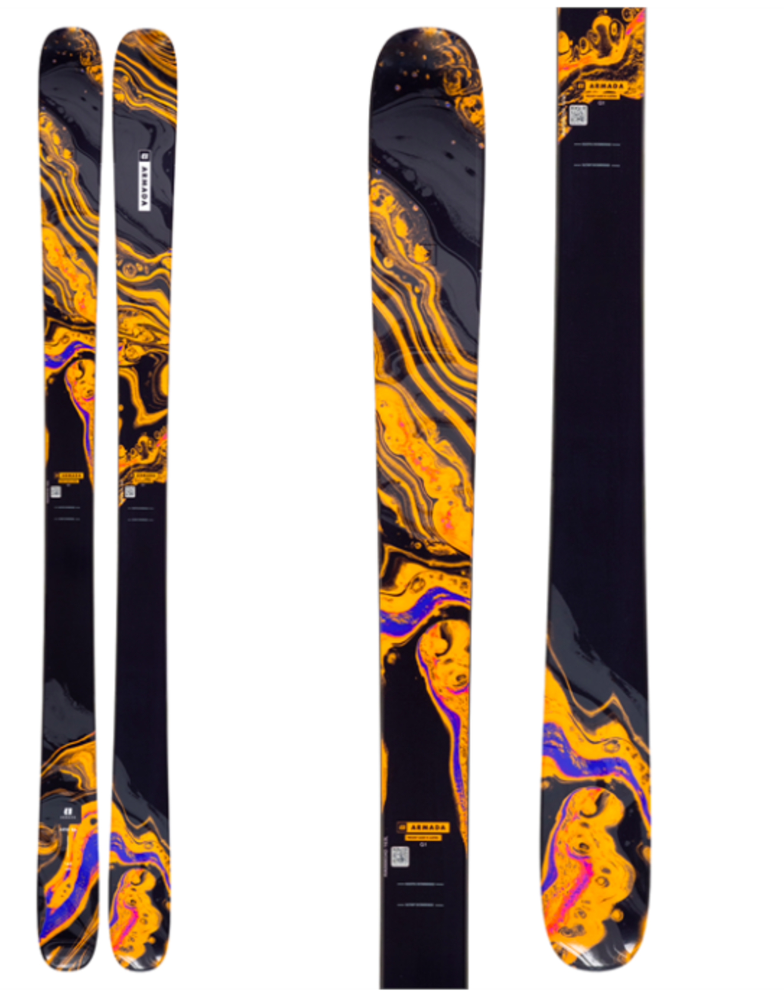 Armada Women's ARW 86 Skis 2022