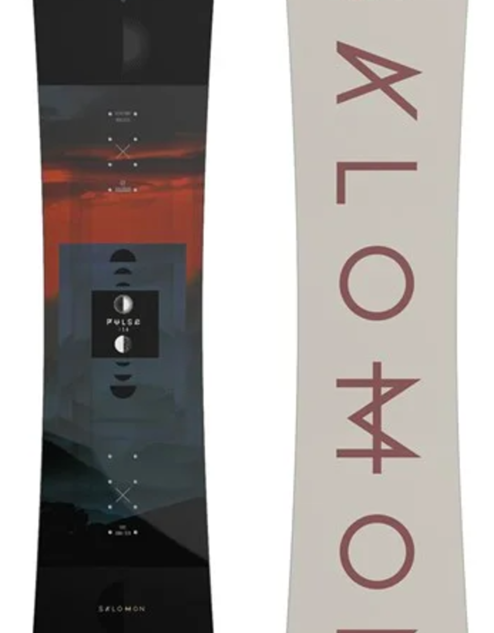 Salomon Men's Pulse Snowboard 2022