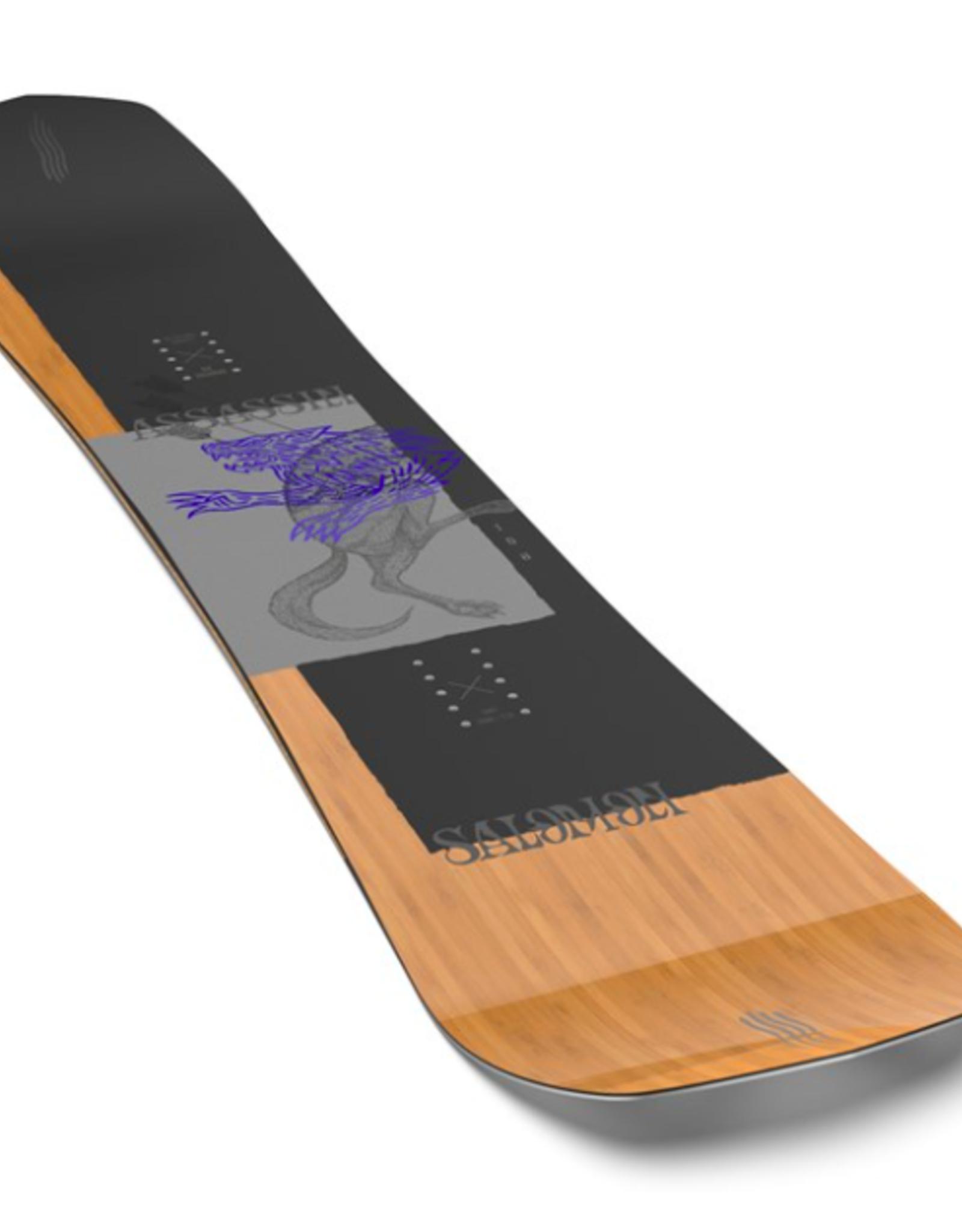 Salomon Men's Assassin Snowboard 2022