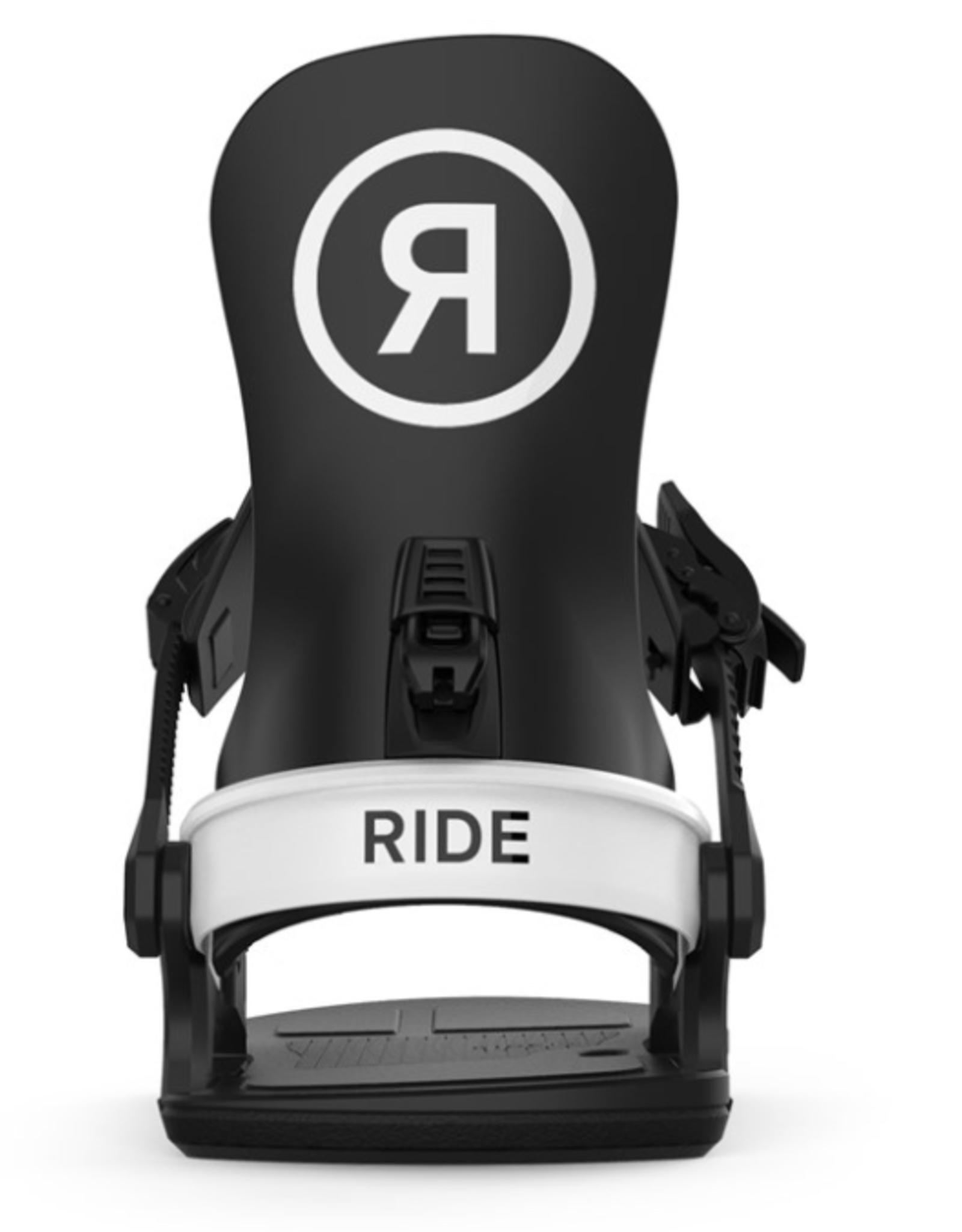 RIDE Ride Men's C-4 Bindings Black 2022