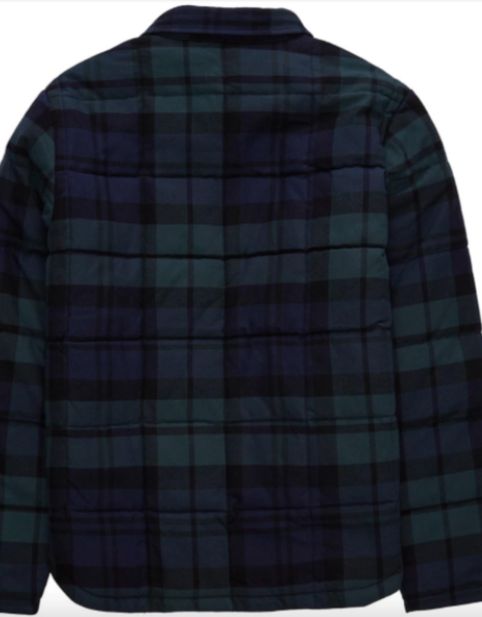 Element Men's Lodge Shirt Flannel Jacket
