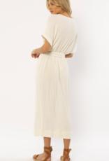 Amuse Women's Monica Woven Midi Dress