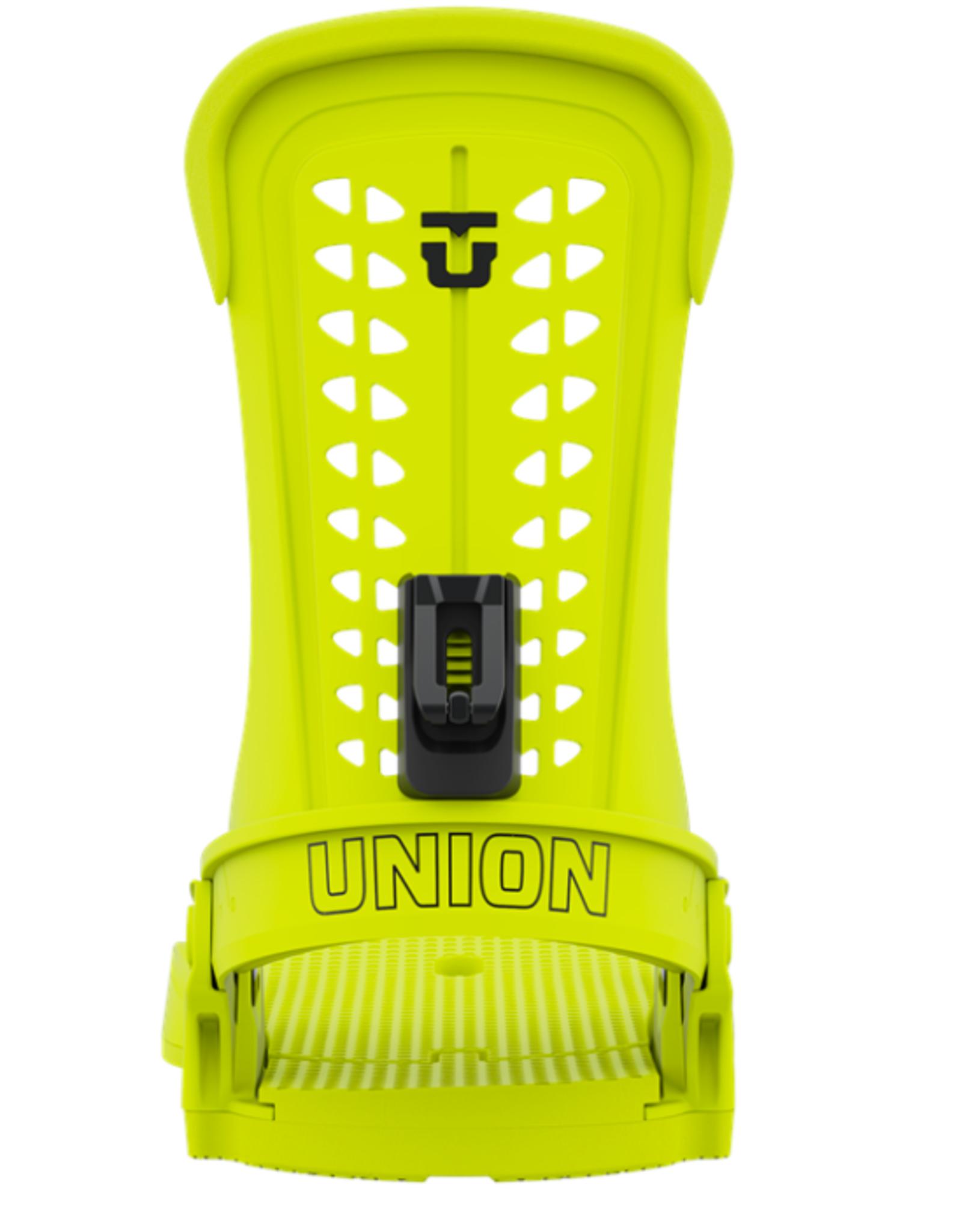 UNION Union Men's Force Bindings Florescent Yellow 2022