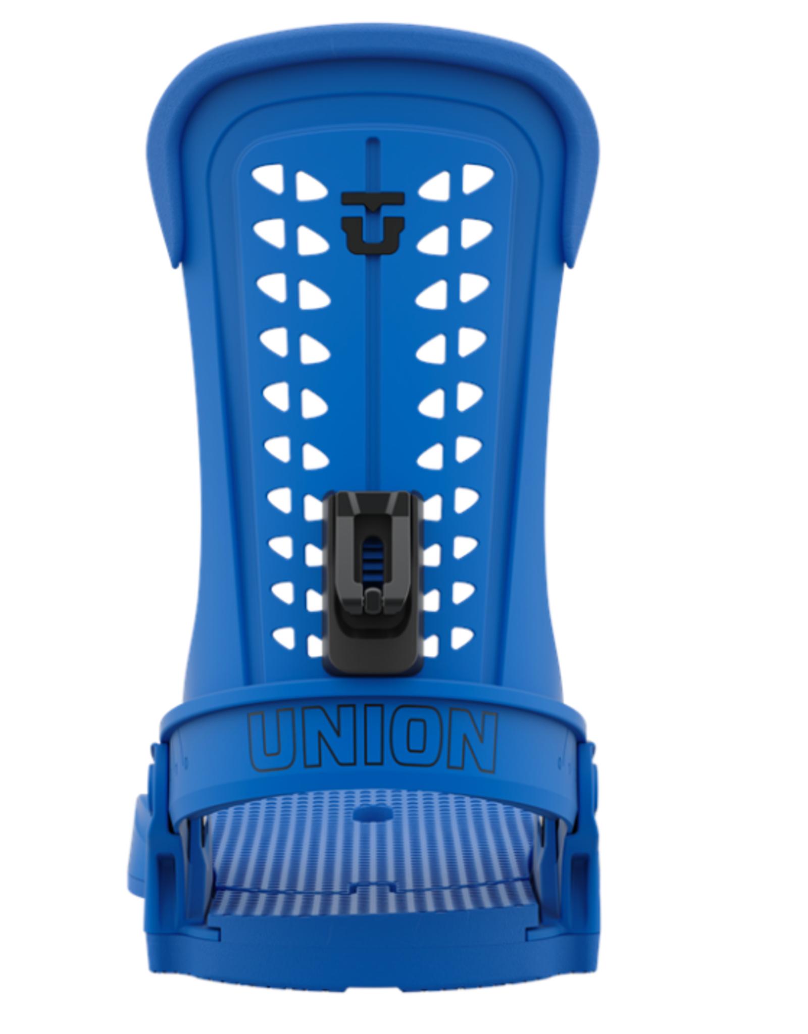 UNION Union Men's Force Bindings Florescent Blue 2022