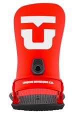 UNION Union Men's Strata Bindinds Red 2022