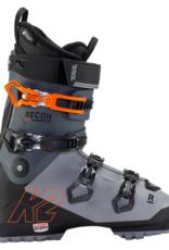 K2 Men's Recon 100 MV GW Ski Boots Gray 2022