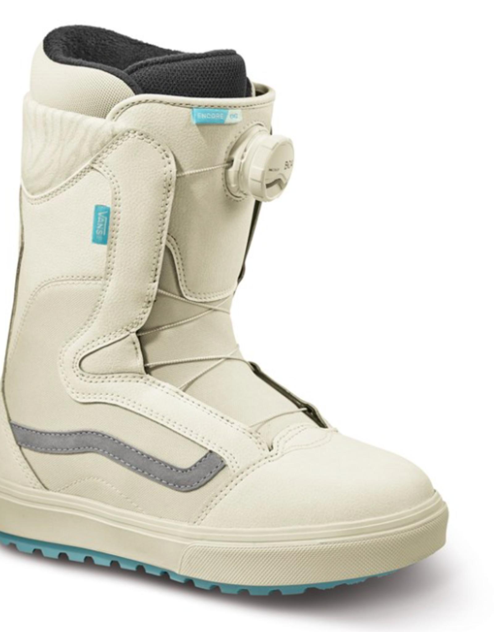 Vans Women's Encore OG Snowboard Boots 2022
