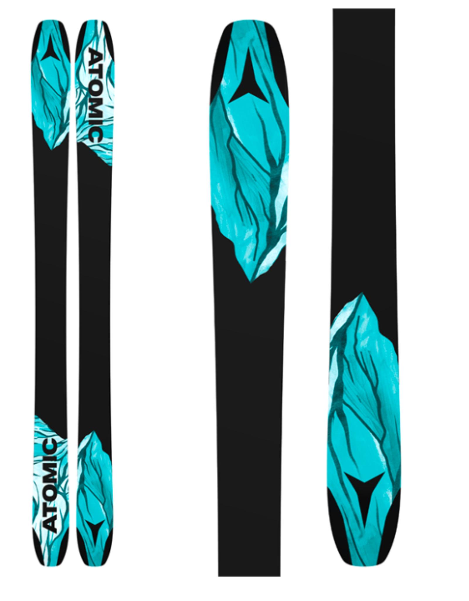Atomic Men's Bent Chetler 100 Skis 2022