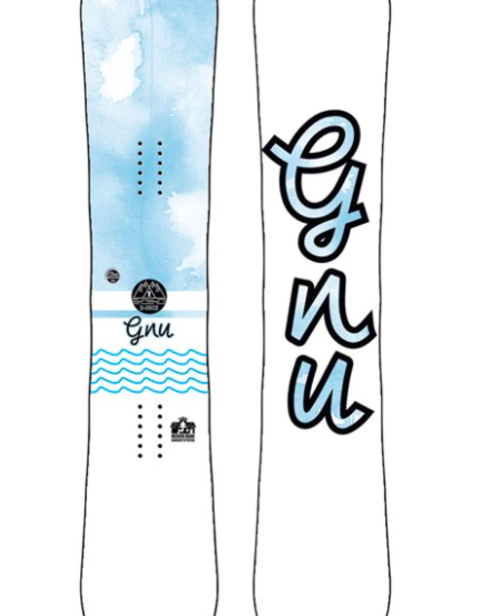 GNU Gnu Women's B Nice Snowboard 2022