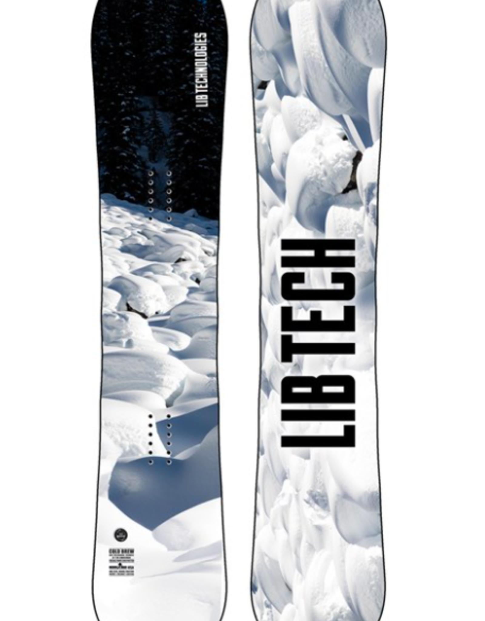 LIB TECH Lib Tech Men's Cold Brew Snowboard 2022