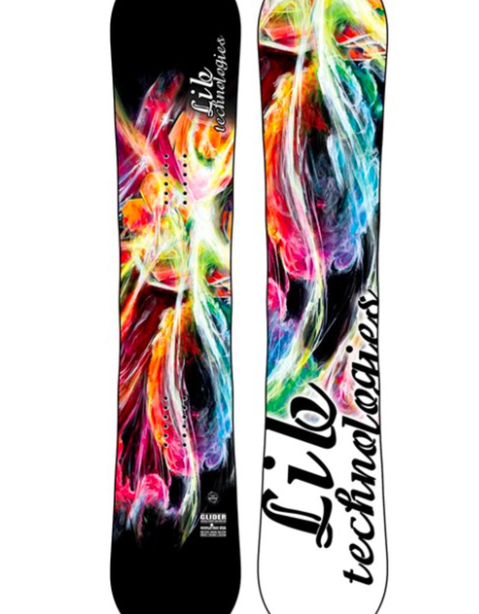 LIB TECH Lib Tech Women's Glider Snowboard 2022