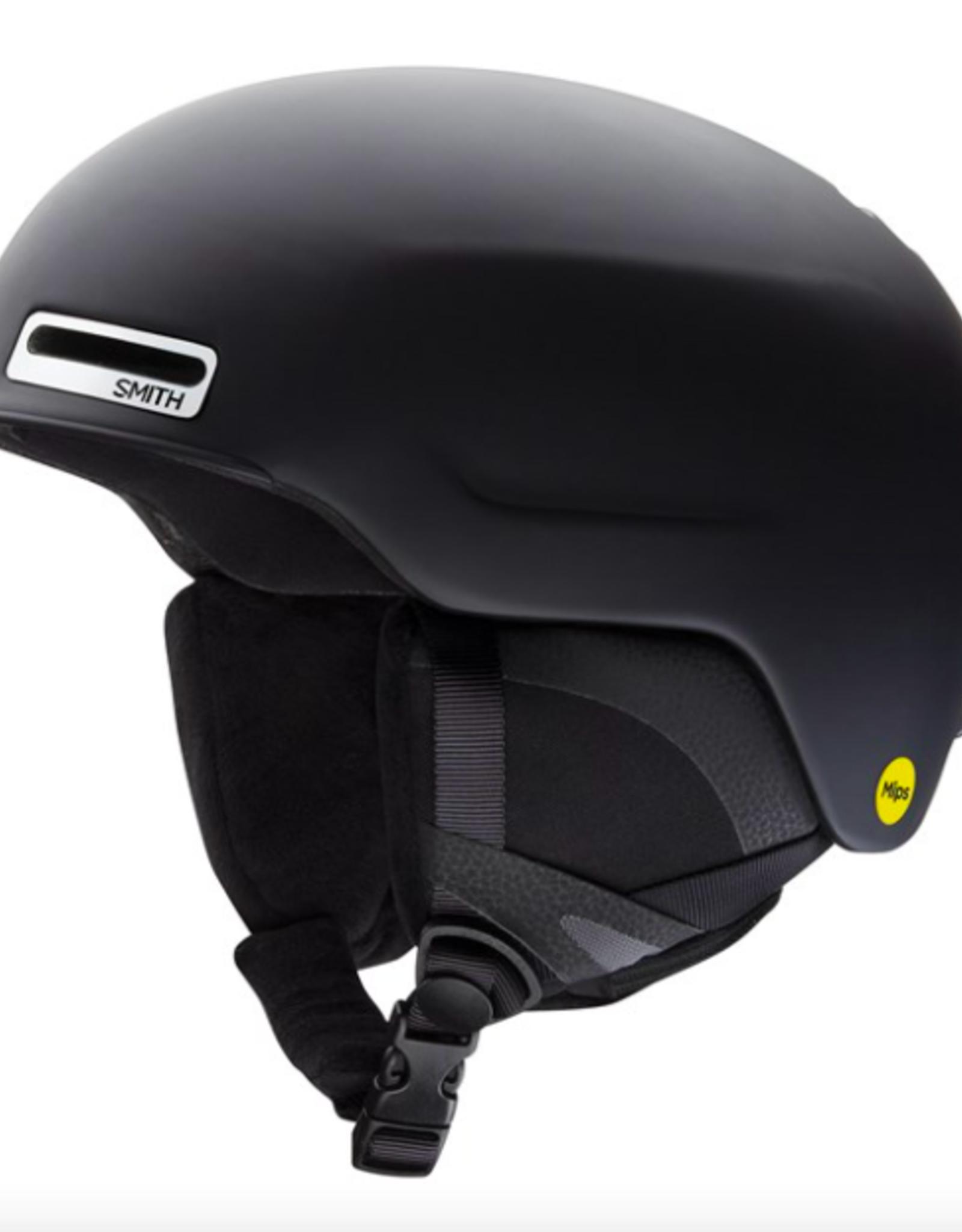 SMITH Smith Maze MIPS Round Contour Fit Helmet Matte Black 2022