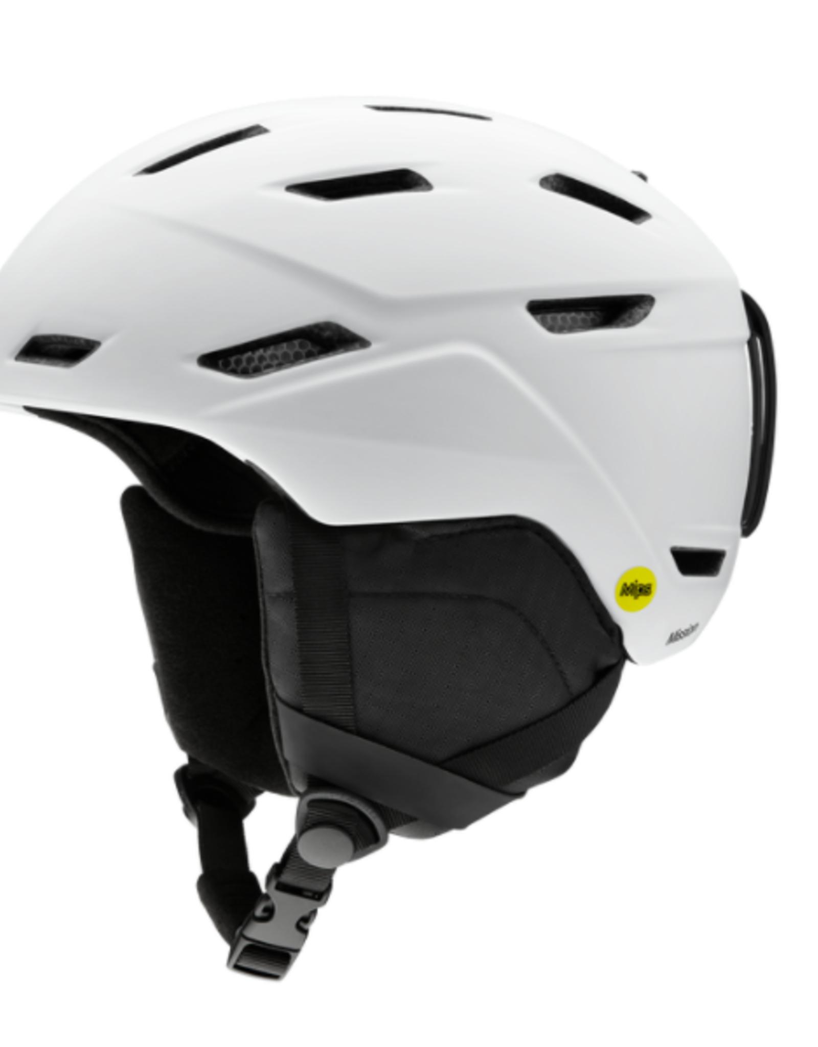 SMITH Smith Mission MIPS Matte White Helmet 2022