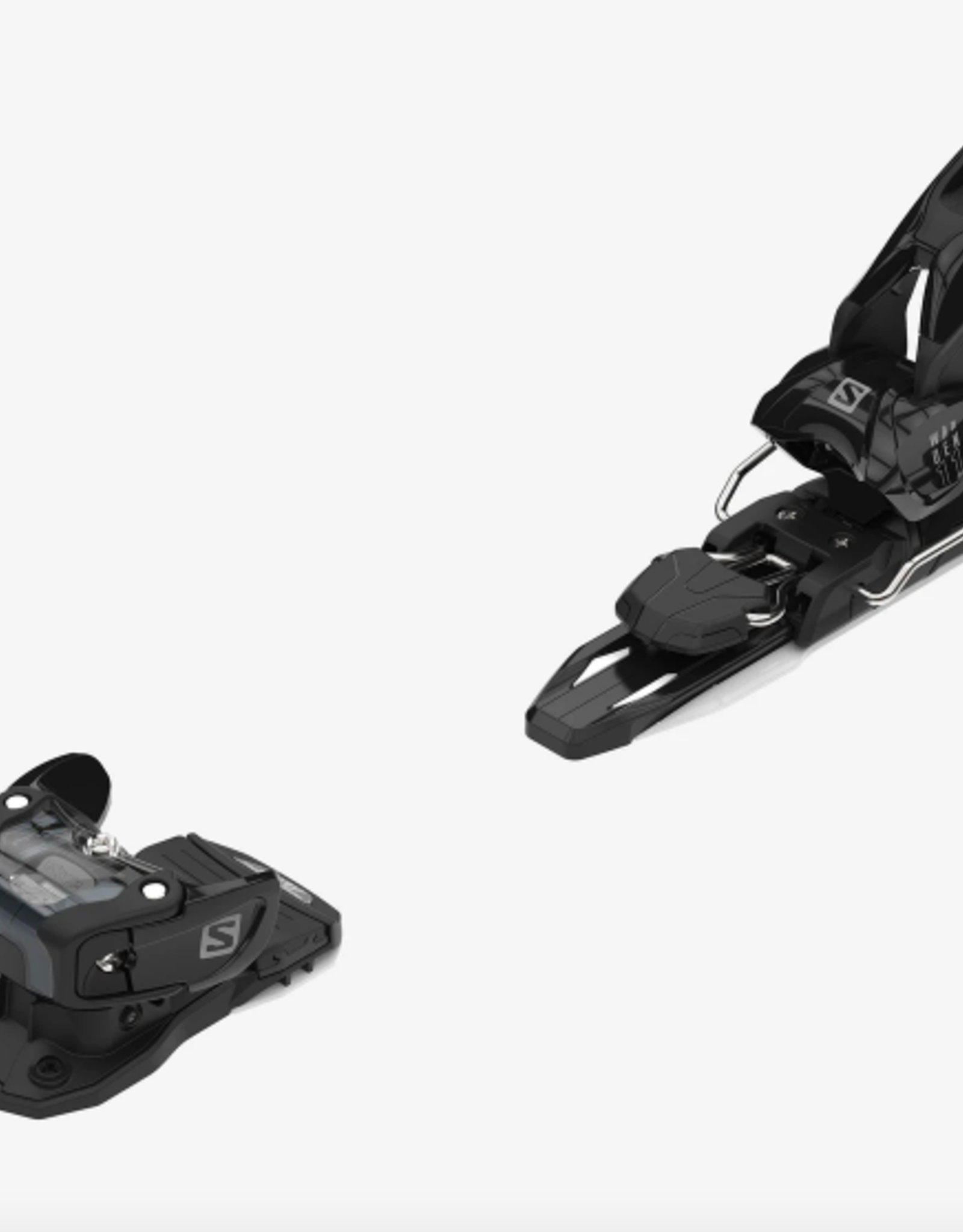 Salomon Warden MNC 11 Ski Bindings Black 2022