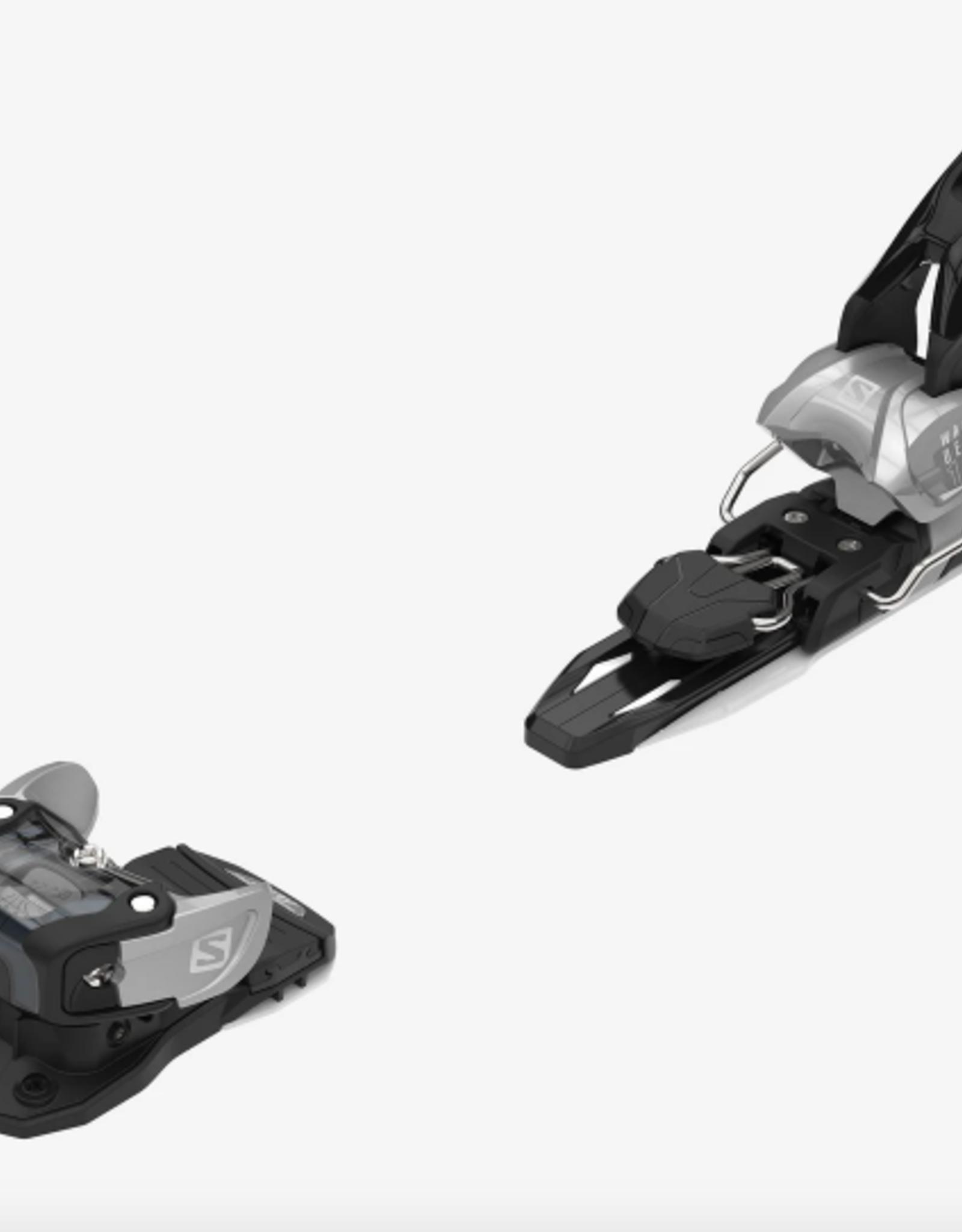 Salomon Warden MNC 11 Ski Bindings Silver/Black 2022