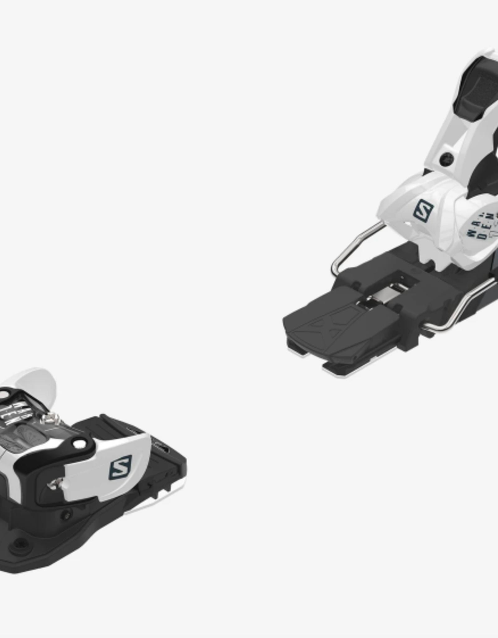 Salomon Warden MNC 13 Ski Bindings White/Black 2022