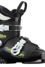 Salomon Youth Alp Team T2 Ski Boots Black/White 2022