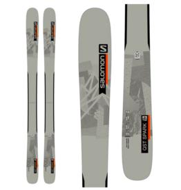 Salomon Men's QST Spark Skis Grey/Orange 2022