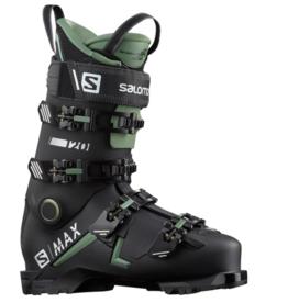 Salomon Men's  S/Max 120 GW Ski Boots Black/Oil Grey/Silver 2022