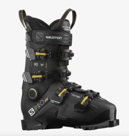 Salomon Women's S/Pro HV 90 GW Ski Boots Black/Belluga 2022