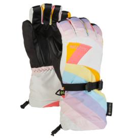 BURTON Burton Kid's Gore-Tex Glove Stout Rainbow Mashup 2022