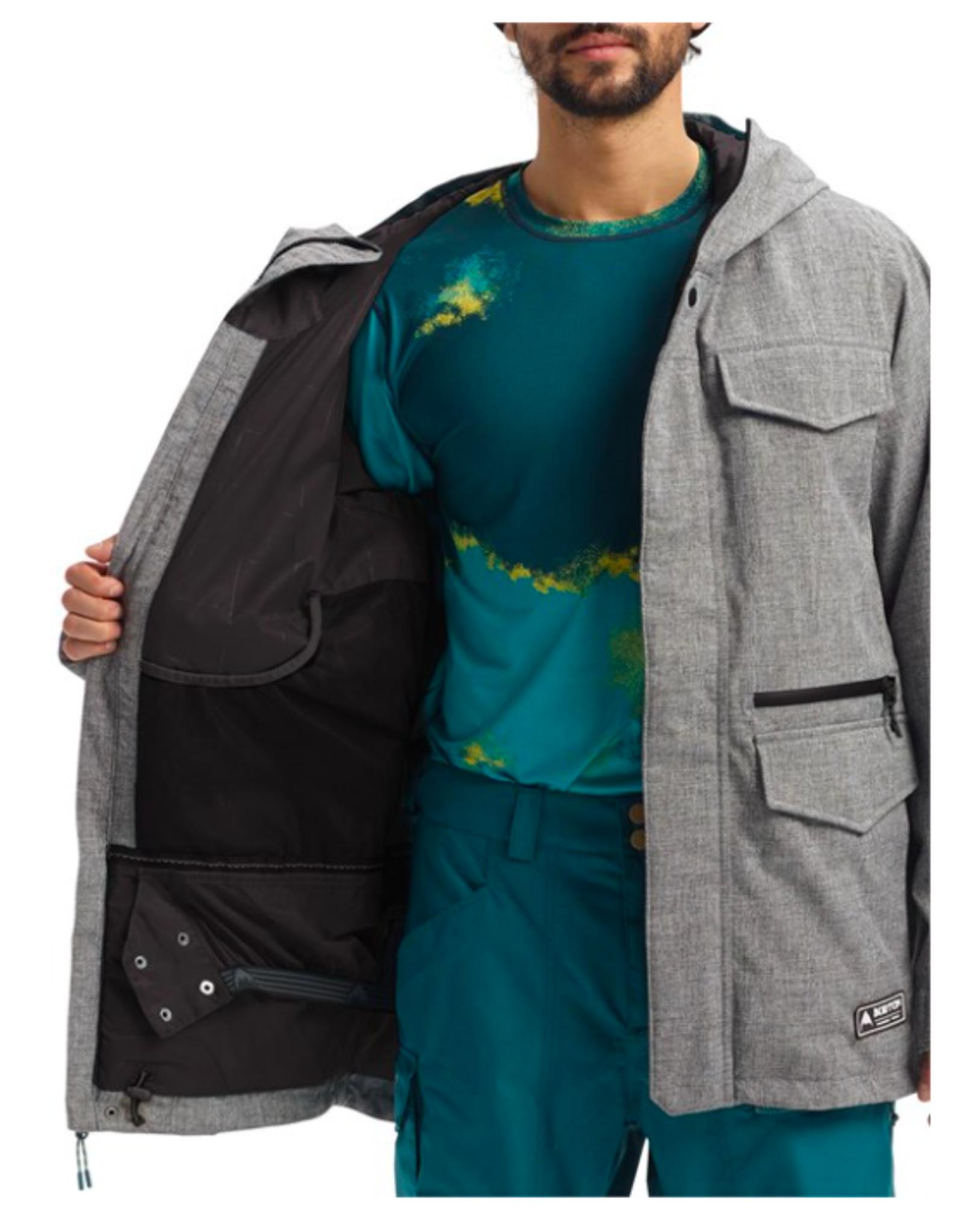 BURTON Burton Men's Covert Jacket Bog Heather 2022