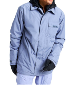 BURTON Burton Men's Dunmore Jacket Folkstone Grey 2022
