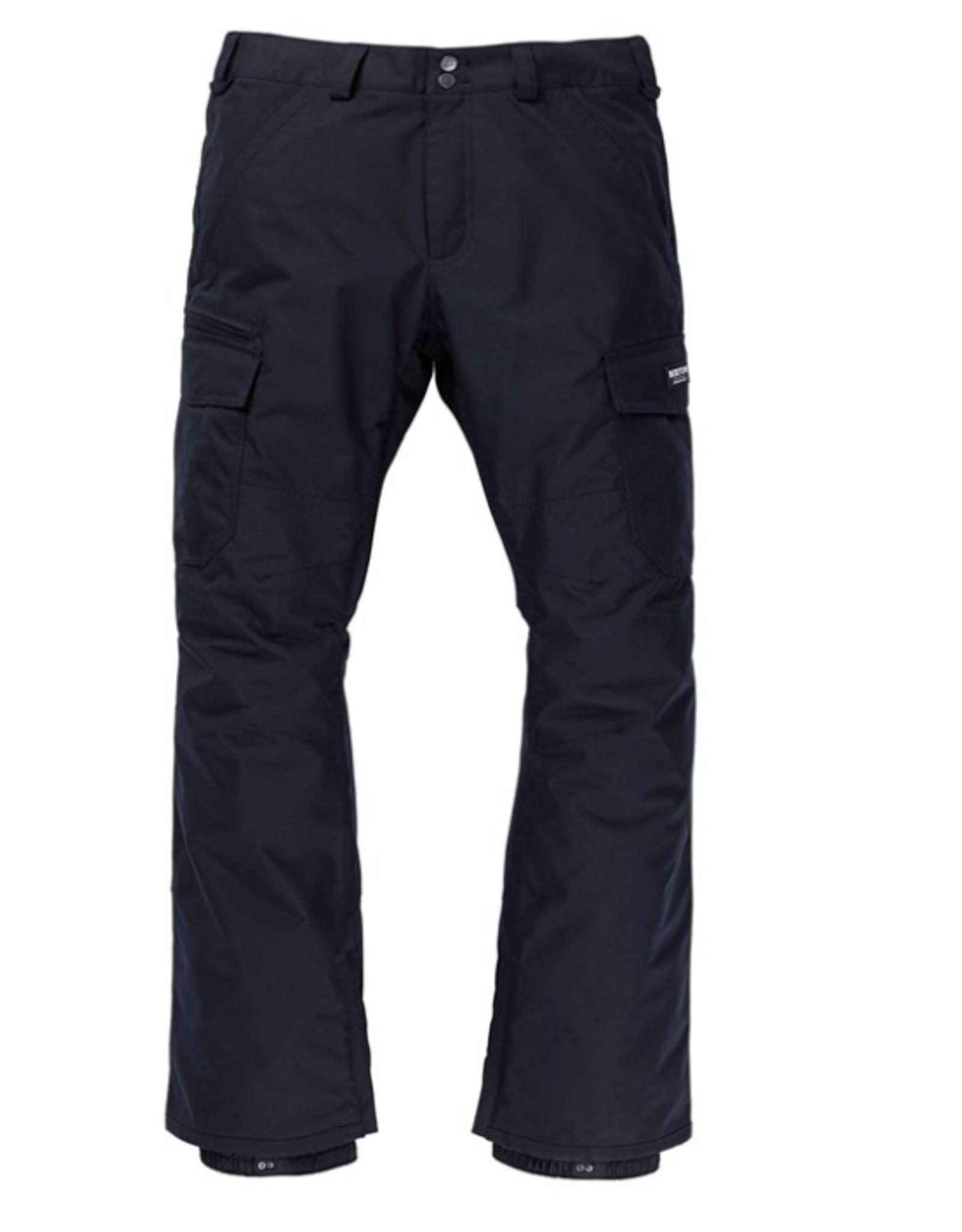 BURTON Burton Men's Cargo Pant Regular True Black 2022