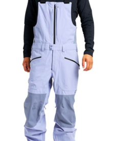 BURTON Burton Men's Reserve Bib Pants Foxglove Violet/Folkstone Gray 2022
