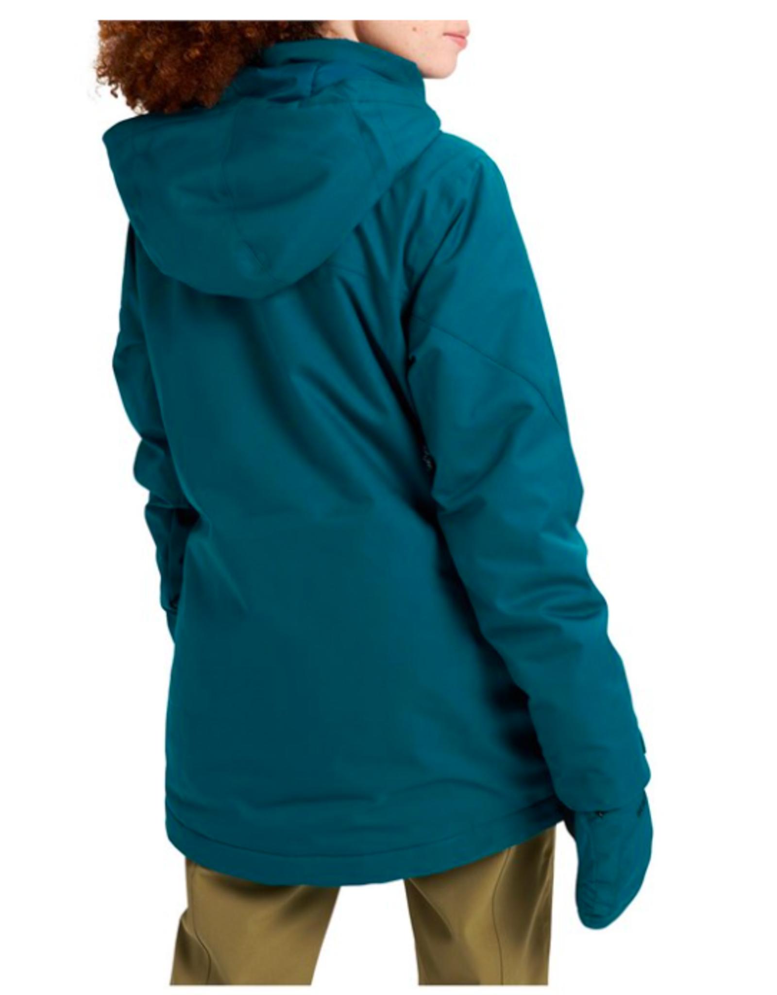 BURTON Burton Women's Leah Jacket Shaded Spruce 2022