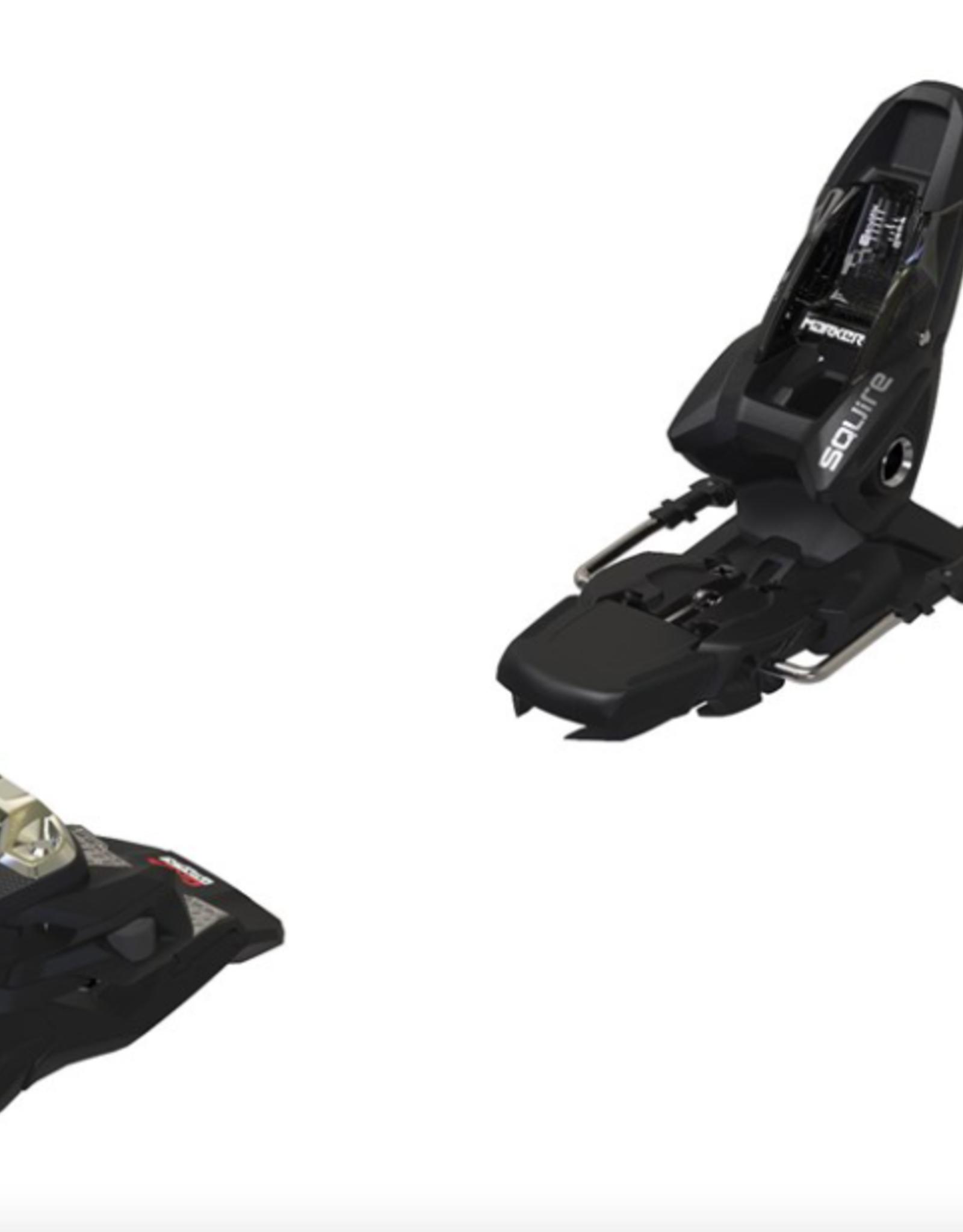 Marker Squire 11 Ski Bindings Black 2022