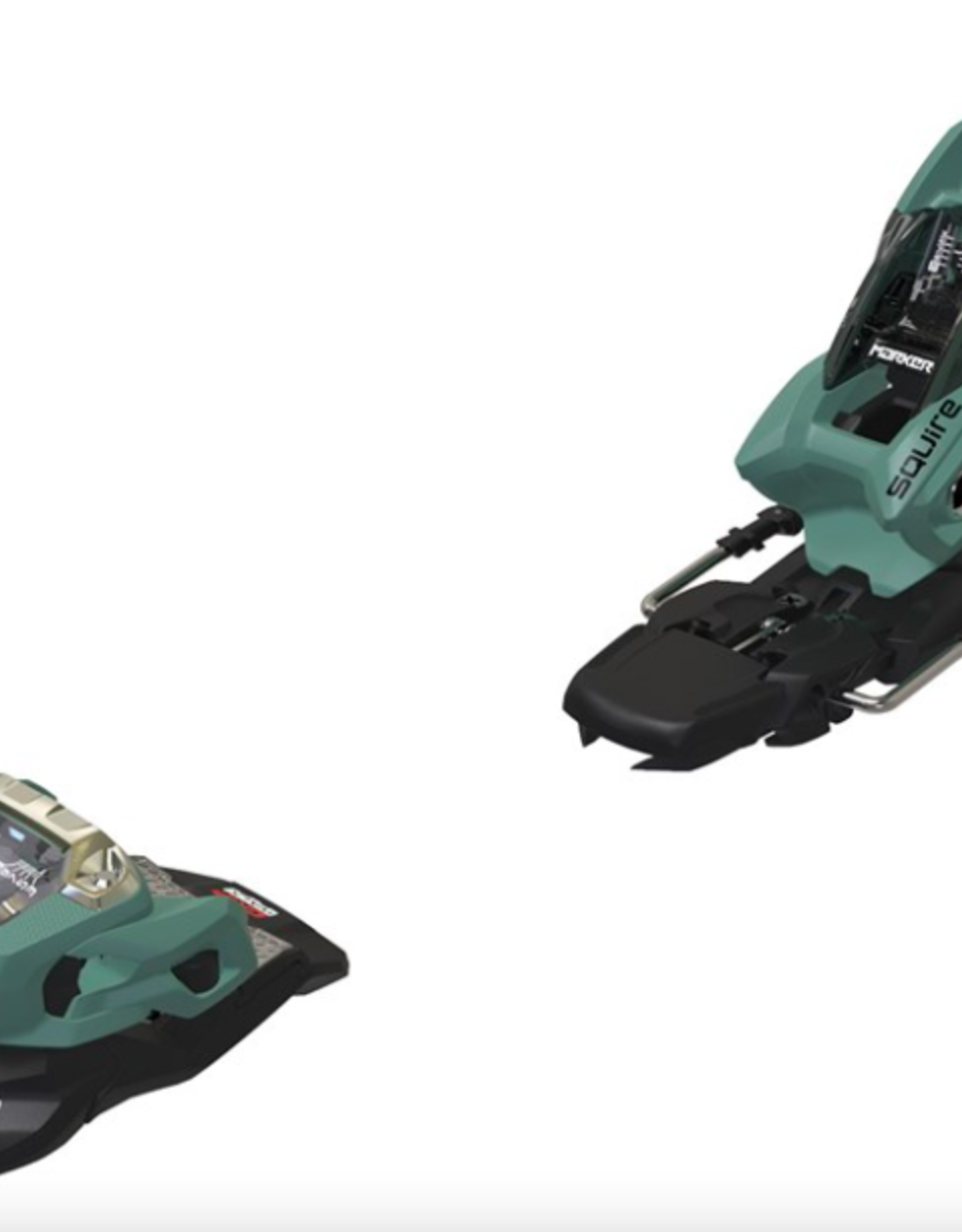 Marker Squire 11 Ski Bindings Green/Black 2022