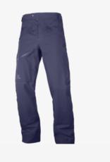 Salomon Men's Outpeak Gore-Tex 3L Pants Night Sky 2022