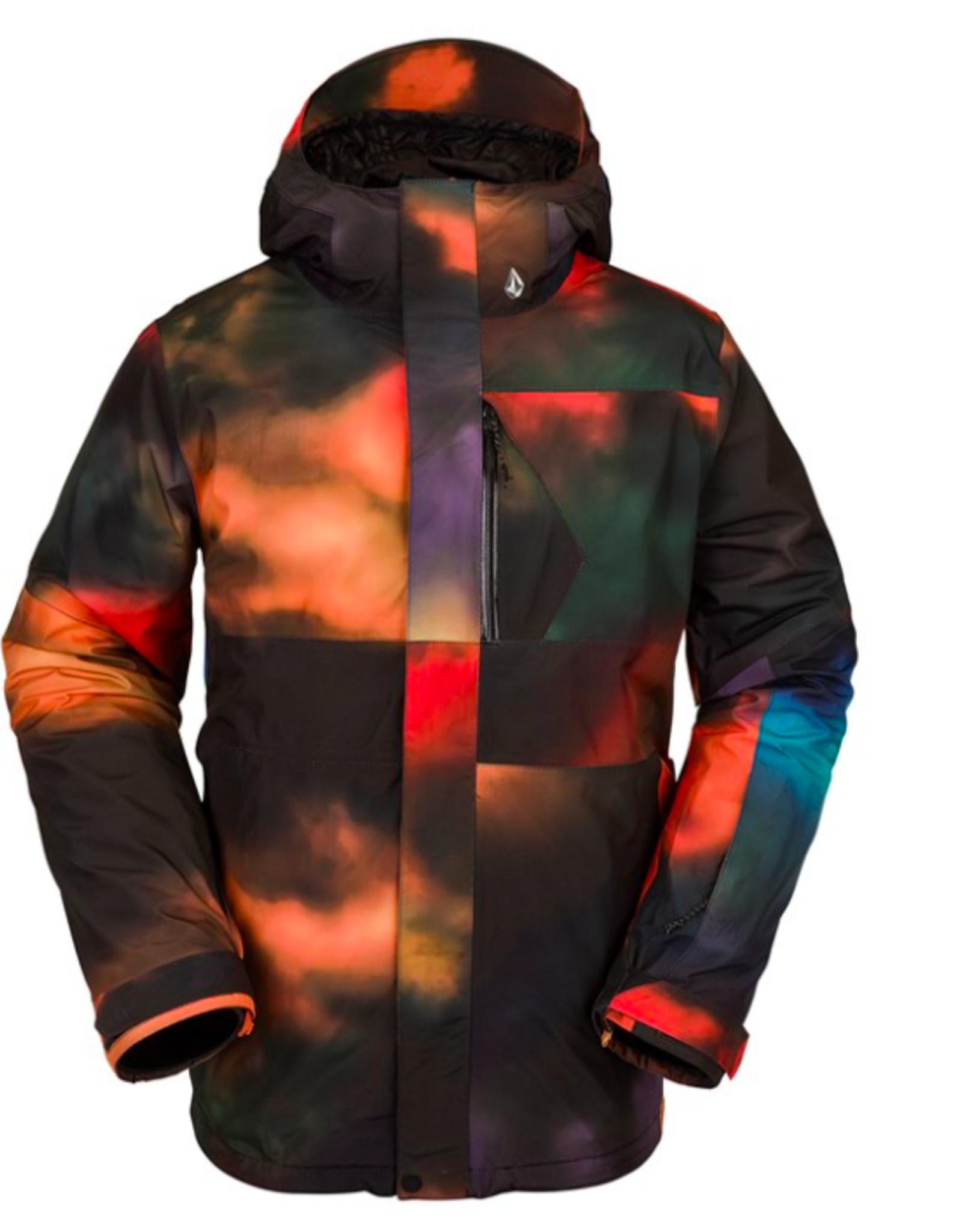 Volcom Men's L Gore-Tex Jacket MLT 2022