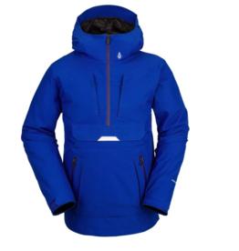 Volcom Men's Brighton Pullover Jacket BBL 2022