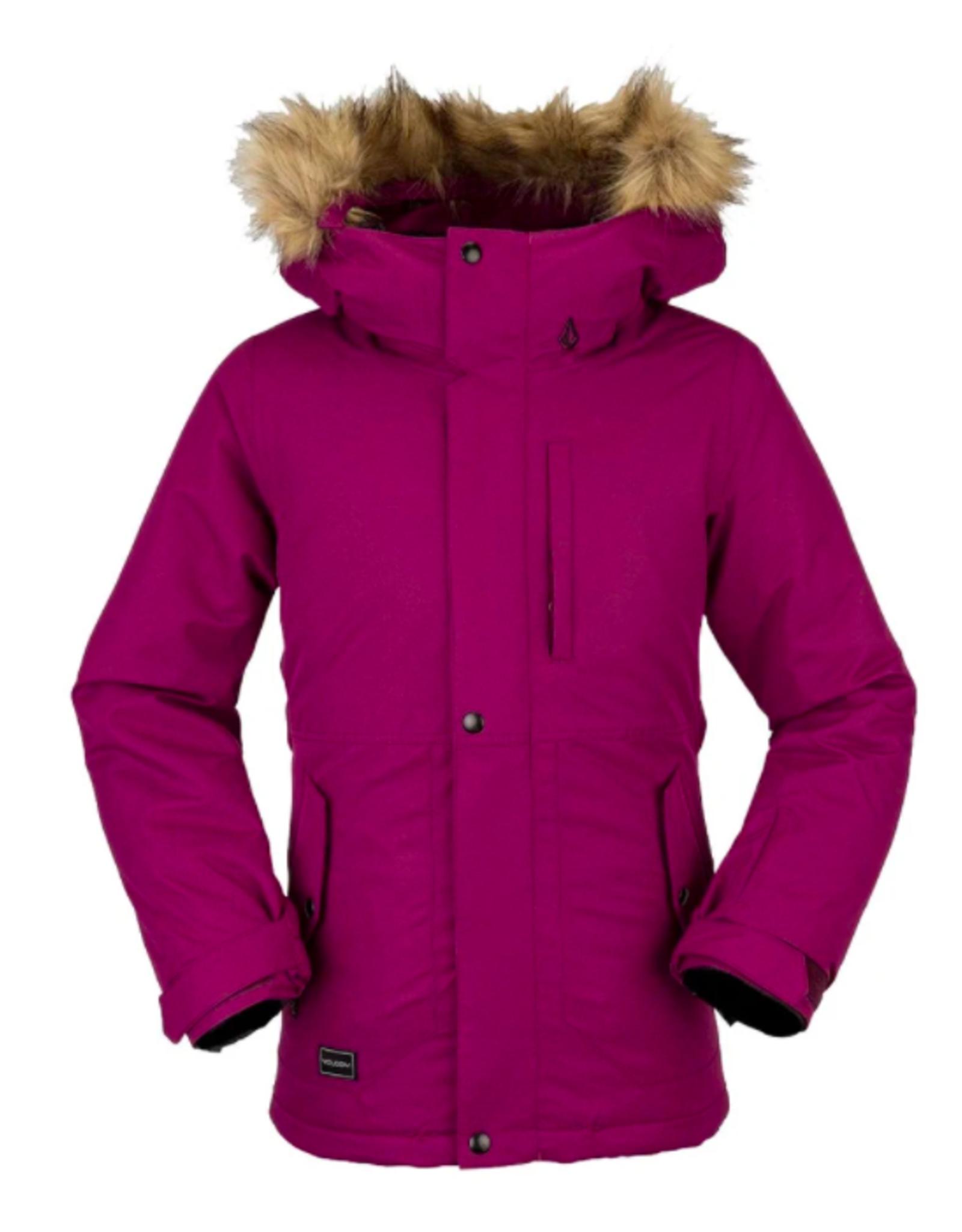 Volcom Girl's So Minty Insulated Jacket VIB 2022
