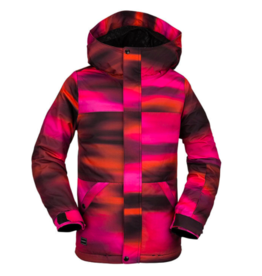 Volcom Girl's Sass N Frass Insulated Jacket BRP 2022