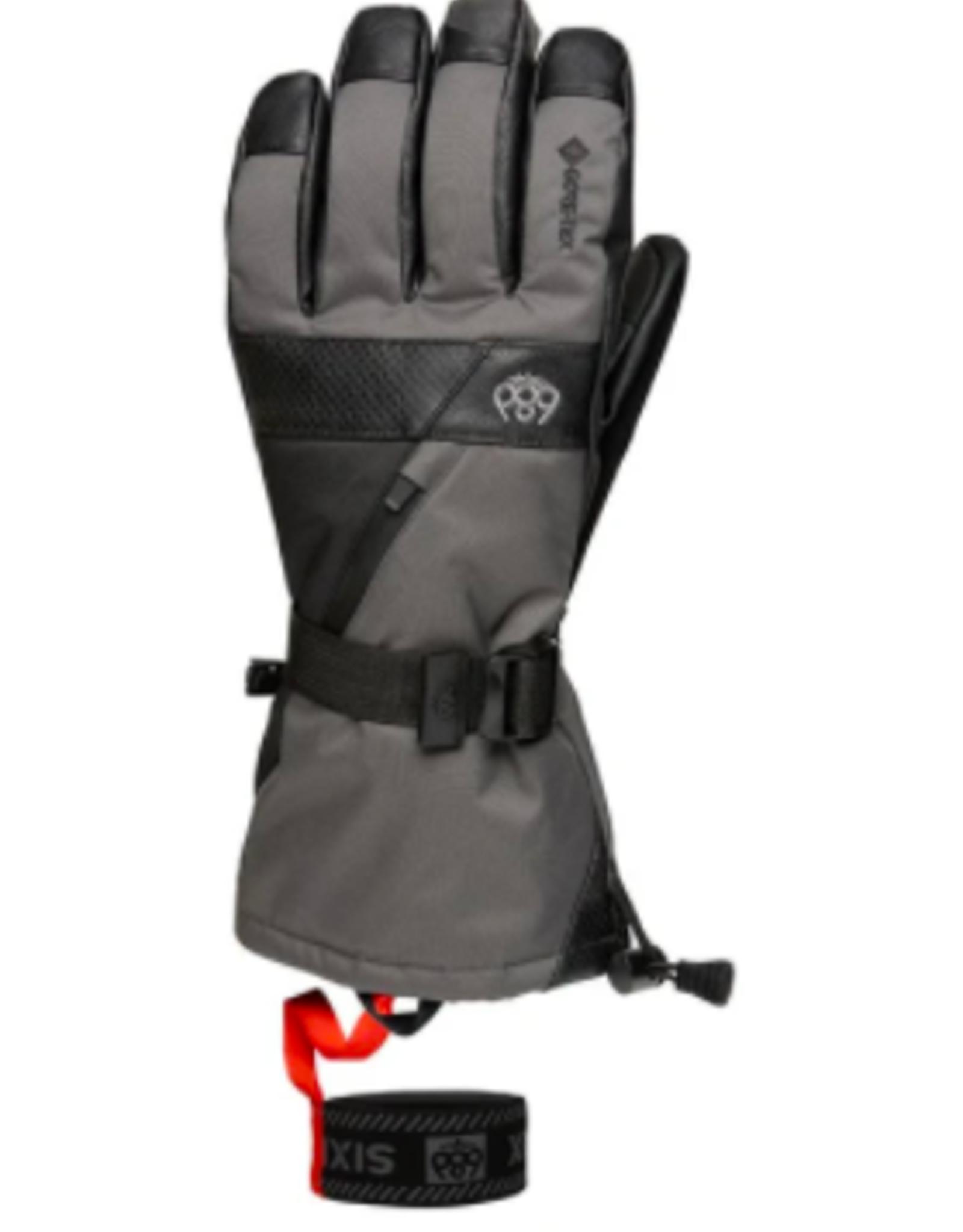 686 Men's Gore-Tex Smarty Gauntlet Glove Charcoal 2022