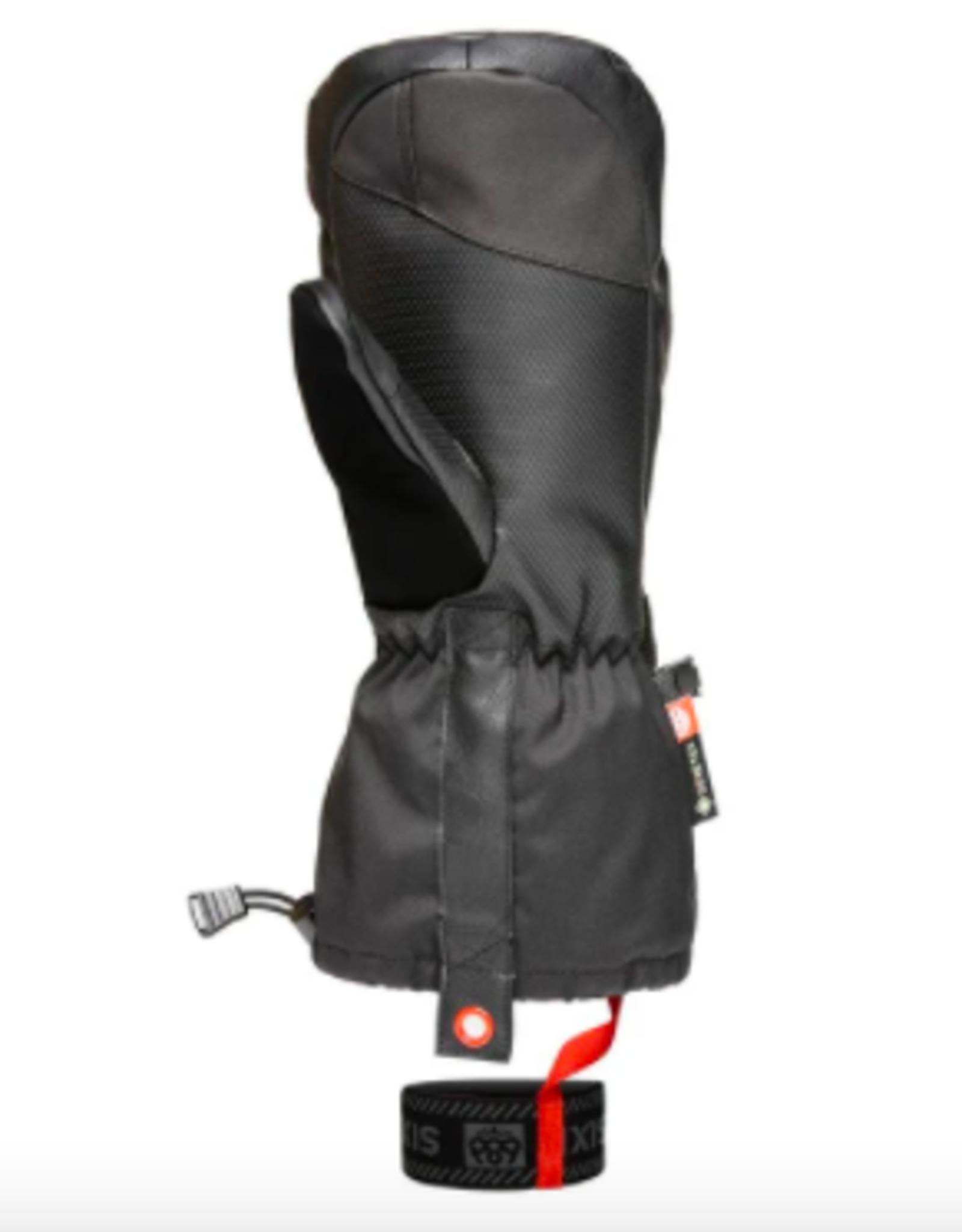 686 Men's Gore-Tex Smarty Gauntlet Mitt Black 2022