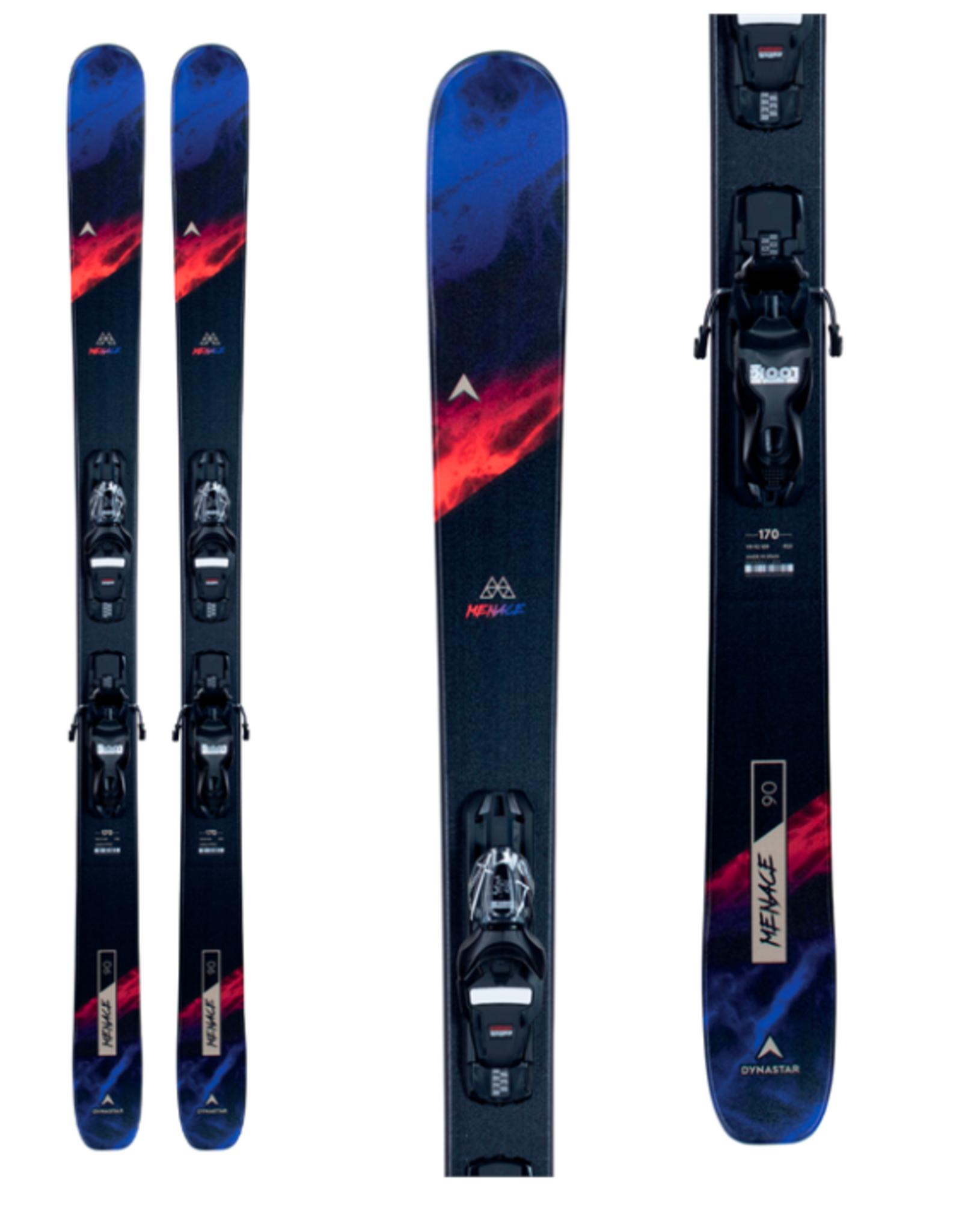 Dynastar Men's Menace 90 Xpress Skis with Xpress 11 GW B93MM Ski Bindings 2022