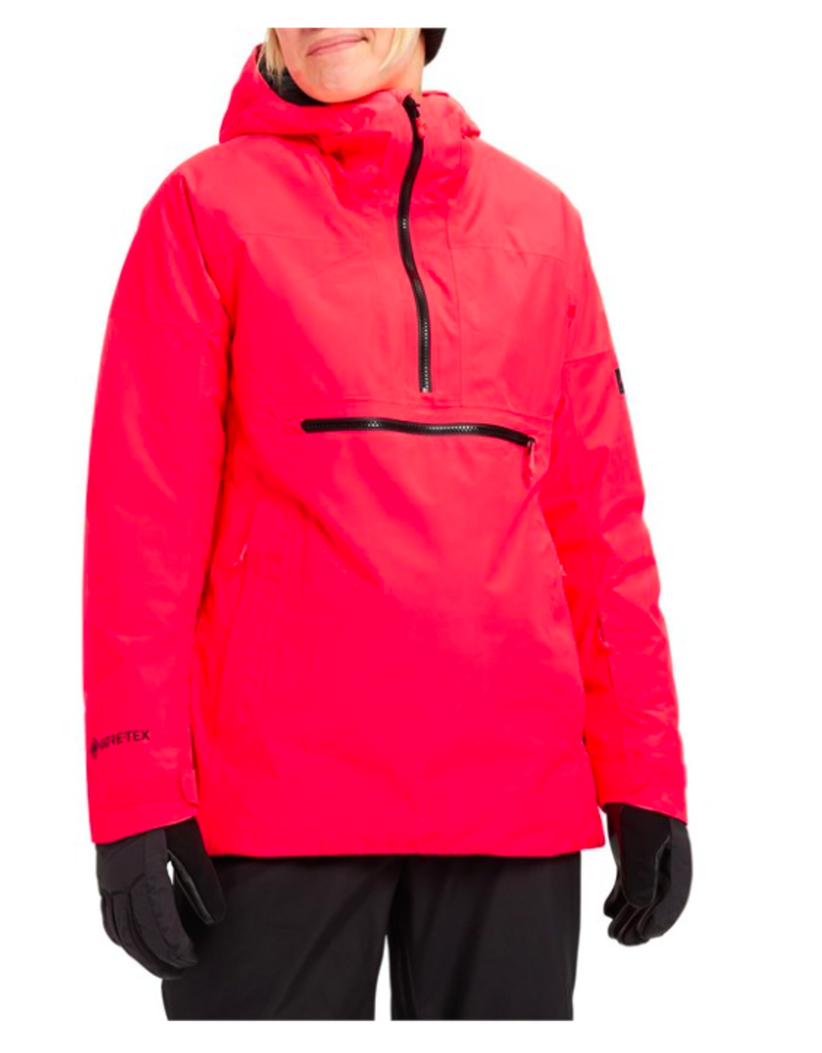 BURTON Burton Women's Gore-Tex Pillowline Anorak Jacket Potent Pink 2022