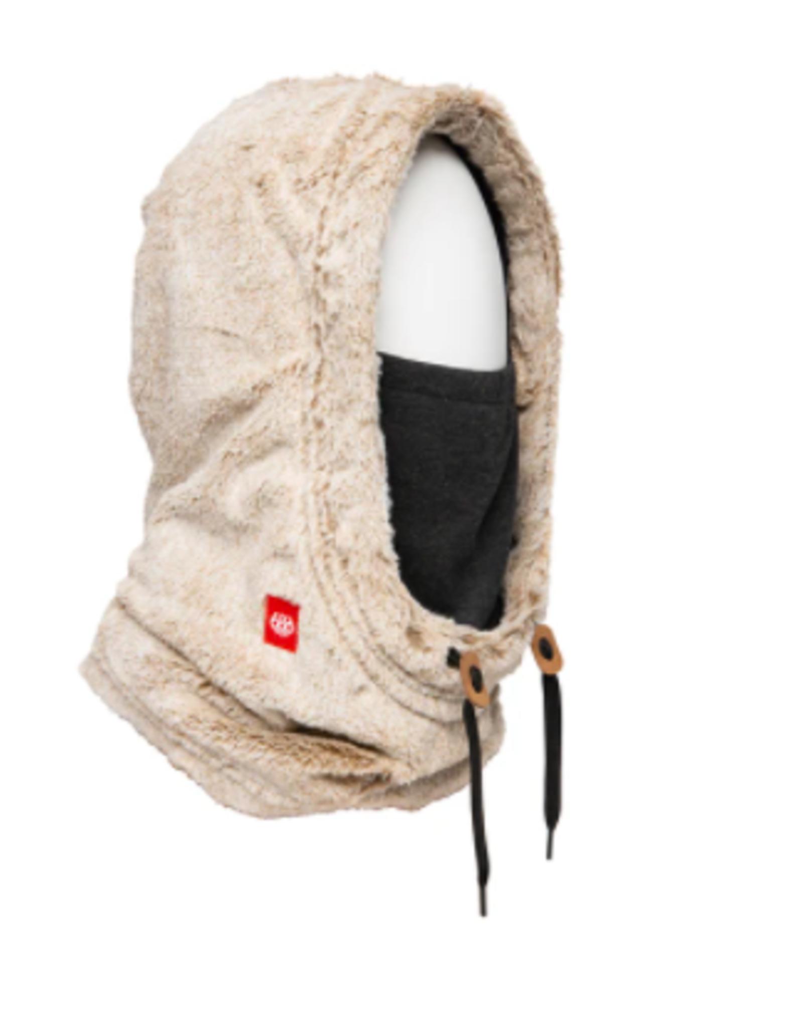 686 Tarmac Faux Fur Hood