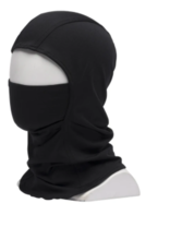 686 Deluxe Hinged Balaclava Face Mask Black Heather 2022