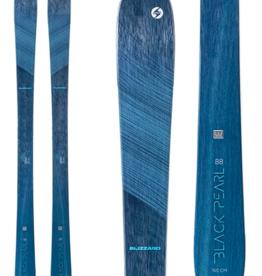 Blizzard Women's Black Pearl 88 Flat Skis 2022
