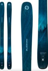Blizzard Women's Sheeva 9 Flat Skis 2022