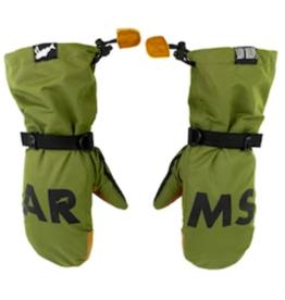 Salmon Arms Overmitt 2 Arms Olive/Tan 2022