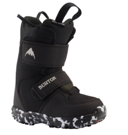 BURTON Burton Kid's Mini Grom Snowboard Boots Black 2022