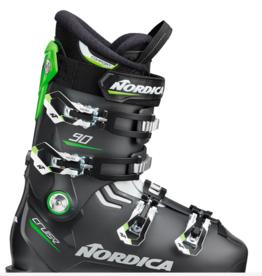 Nordica Men's The Cruise 90 Ski Boots Anthracite/Green/White 2022