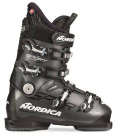 Nordica Men's Sportmachine 90 Ski Boots Anthracite/Black/White 2022