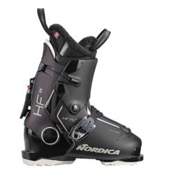 Nordica Women's HF 75 Ski Boots Black/Black P./Pink 2022